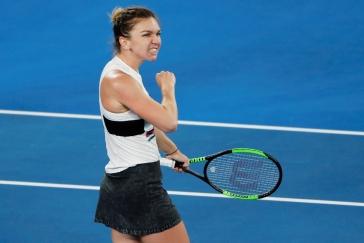 Halepová i Nišikori se na postup na Australian Open nadřeli, pozici favoritů ale potvrdili