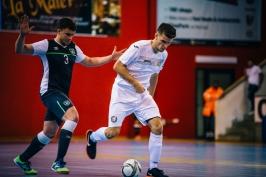 Futsalová reprezentace neslyšících zažije premiéru na ME. Přeji si medaili, říká kouč