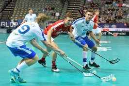 Sestřih utkání Finsko – Dánsko